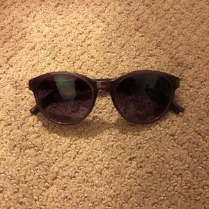 Gap Purple Malibu Sunglasses